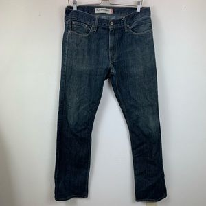 Levis Mens 514 Slim Straight Jeans
